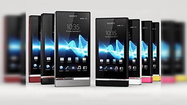 Sony presenta en Barcelona los nuevos móviles Xperia P y Xperia U