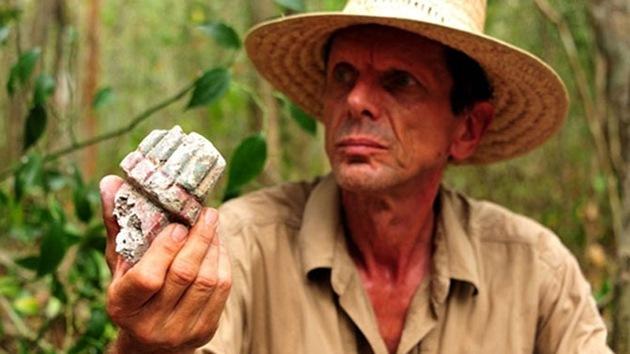 El 'Indiana Jones' esloveno busca antiguas ciudades mayas en México