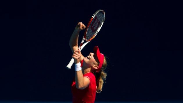 Sorpresa en Australia: Makárova elimina a Serena Williams y avanza a cuartos de final