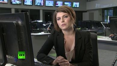 Respuestas directas: La corresponsal de RT Alexandra Bondarenko contesta a las preguntas de los internautas