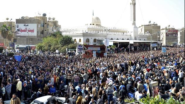 Al menos 3 muertos y más de 400 heridos durante los funerales en Port Said
