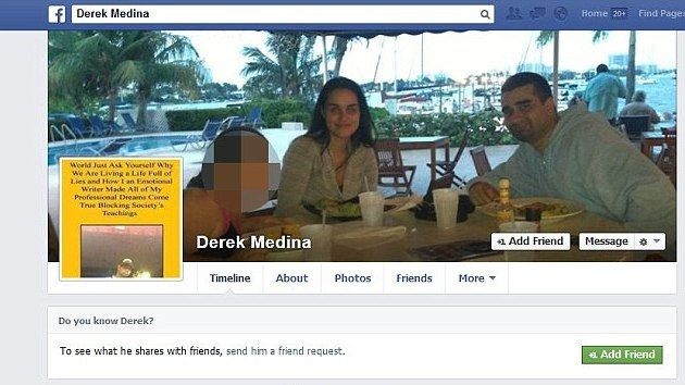 Un hombre mata a su mujer, sube la foto del crimen y lo comenta en Facebook