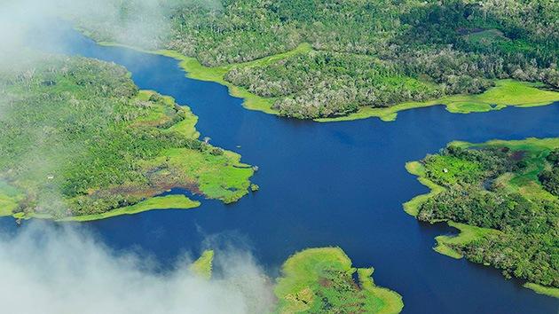 El Amazonas pega un estirón: Creen que nace cien kilómetros antes de lo que se pensaba