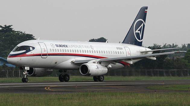 Catástrofe de Superjet 100 en Indonesia