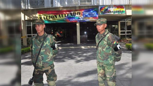 Bolivia confirma indemnización para Red Eléctrica Española