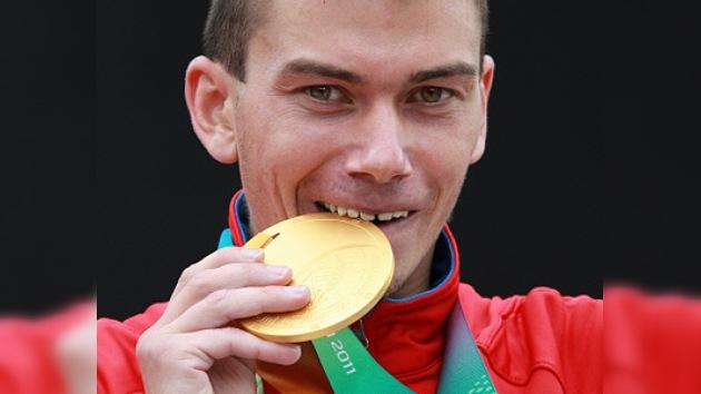 Los atletas rusos marchan con buen pie en el Mundial de Daegu