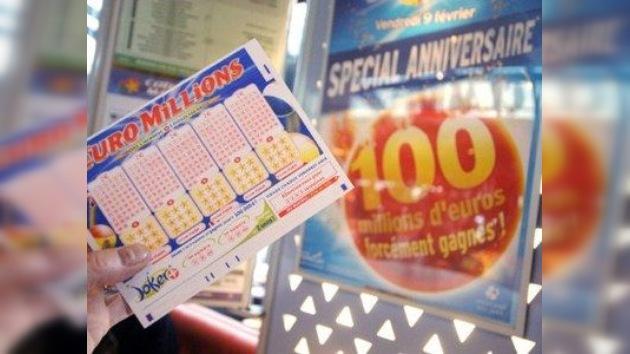 Un británico supera la  fortuna de los Beckhams tras ganar la lotería