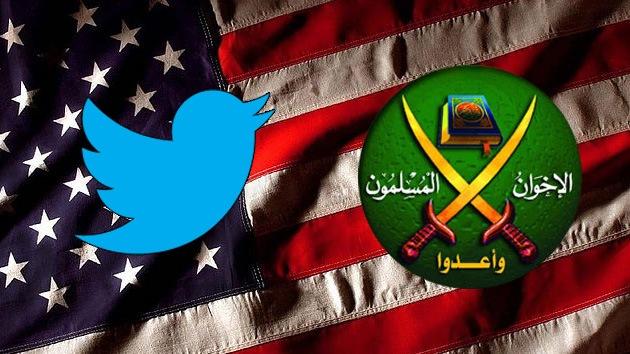 Doble juego de los Hermanos Musulmanes a EE.UU. en Twitter