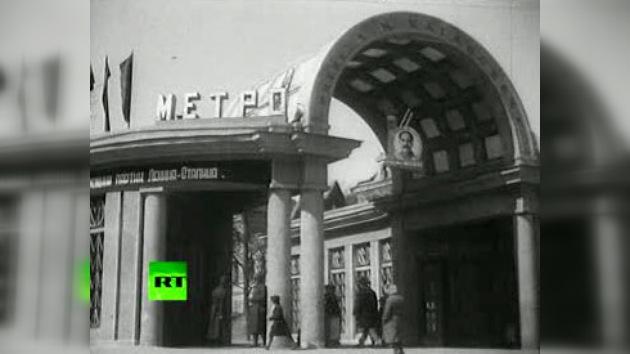 EL METRO DE MOSCÚ : LA VIDA BAJO TIERRA