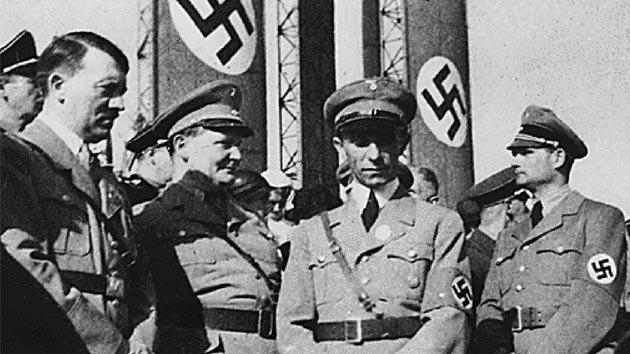 Salen a subasta las cartas de amor de Goebbels, el propagandista de Hitler