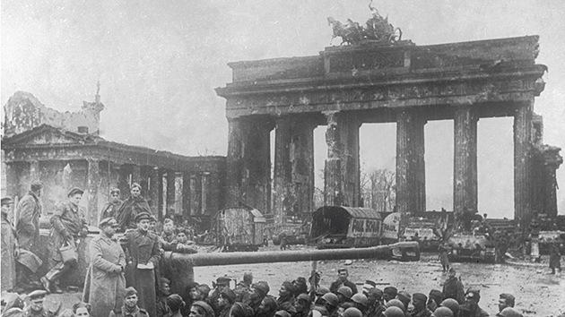 Recuperan restos de los alemanes caídos en la batalla a las puertas de Berlín