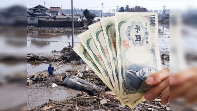 Lo que el tsunami no se llevó: recuperan 12 millones de dólares entre los escombros