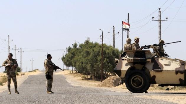 Egipto: Un atentado se cobra la vida de diez soldados