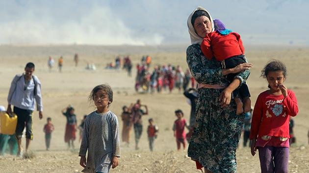 La ONU eleva la emergencia en Irak a nivel 3, el más alto para una crisis humanitaria