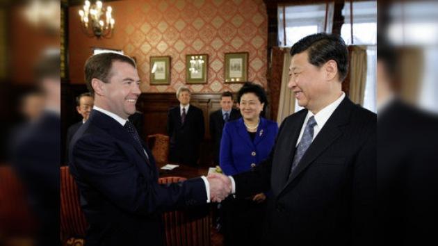 Colaboración estratégica entre Rusia y China