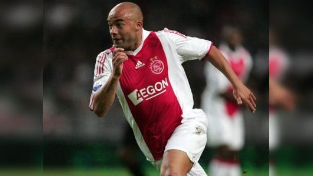El internacional neerlandés Demy de Zeeuw, nuevo jugador del Spartak de Moscú