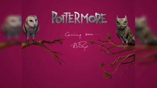 Aparece en la web un nuevo y enigmático proyecto sobre Harry Potter