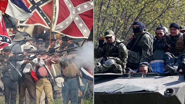 """Académico de EE.UU. sobre Ucrania: """"Lincoln no llamó a los confederados terroristas"""""""
