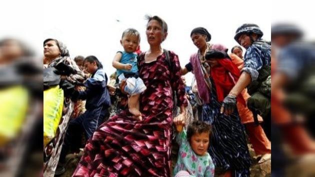 Las autoridades uzbecas registraron a 45.000 refugiados de Kirguistán