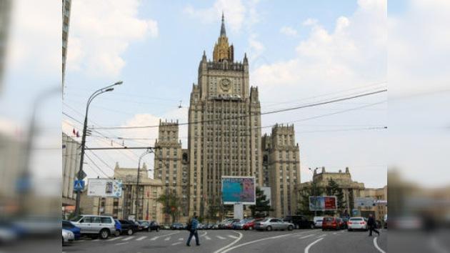 Ampliación de sanciones contra Irán, Siria y Bielorrusia preocupa a Moscú