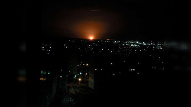 Evacuadas 13.000 personas de 6 localidades rusas cercanas a un depósito de municiones