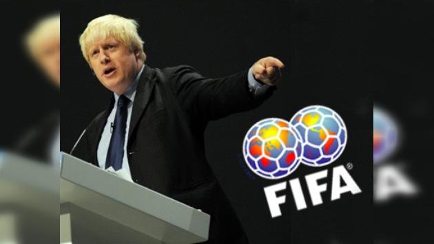 Londres no dejará a miembros de la FIFA alojarse gratis en un hotel lujoso