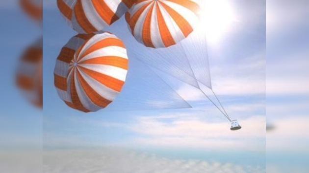 La primera nave espacial privada finaliza una nueva serie de pruebas