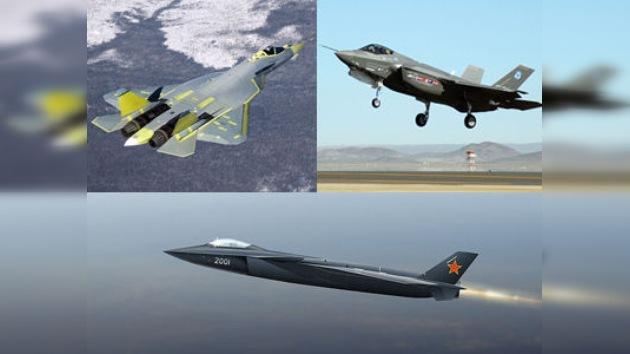 La Fuerza Aérea de EE. UU., desalentada ante los avances aeronáuticos rusos y chinos