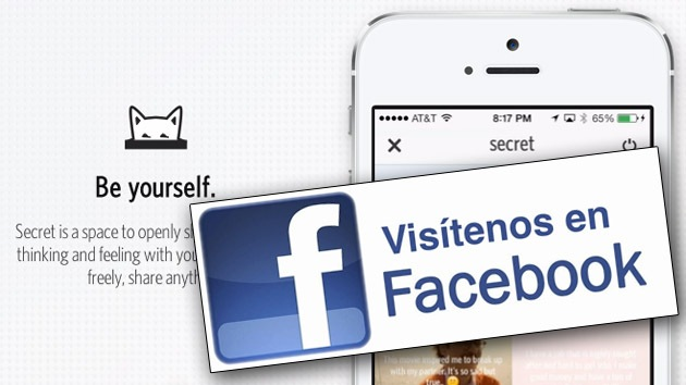 ¿Facebook desarrolla una aplicación secreta?