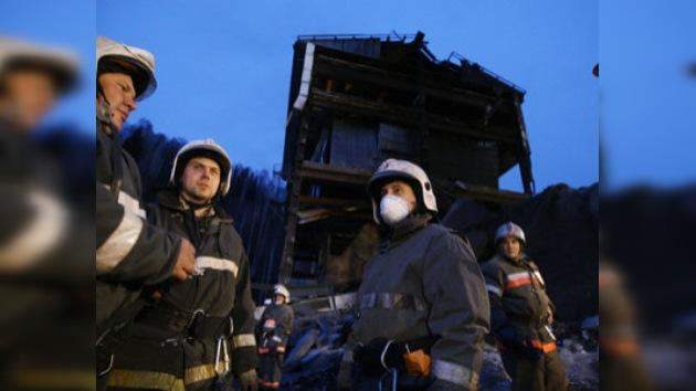 Otro incidente en la minería rusa, dos mineros desaparecidos