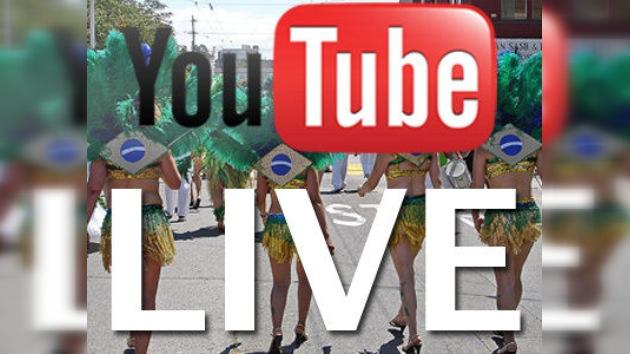 El Carnaval de Bahía será retransmitido en directo por YouTube