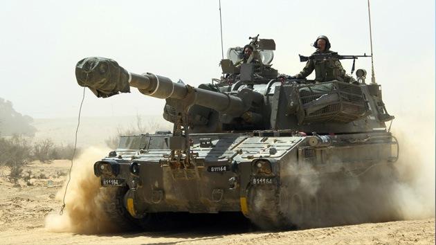 Israel diseña tanques híbridos con armas electromagnéticas y cañones láser