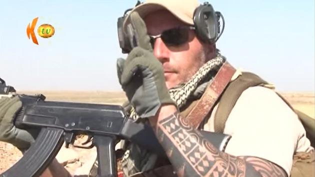 Motociclistas, una soldado israelí: ¿Cómo son las abigarradas brigadas que se únen a los kurdos?
