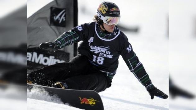 El líder estadounidense de snowboard desea adquirir la nacionalidad rusa