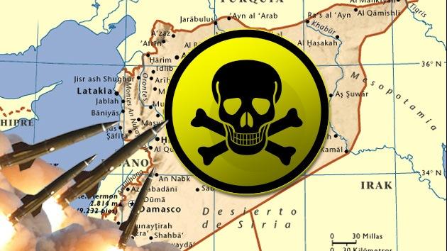 """Israel: """"Atacaremos el arsenal químico de Siria"""""""