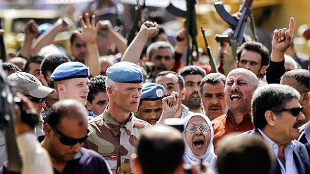 Siria: camino a la paz sobre terreno minado