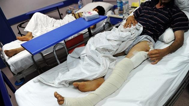 Relacionan a las autoridades turcas con el tráfico de órganos de heridos sirios