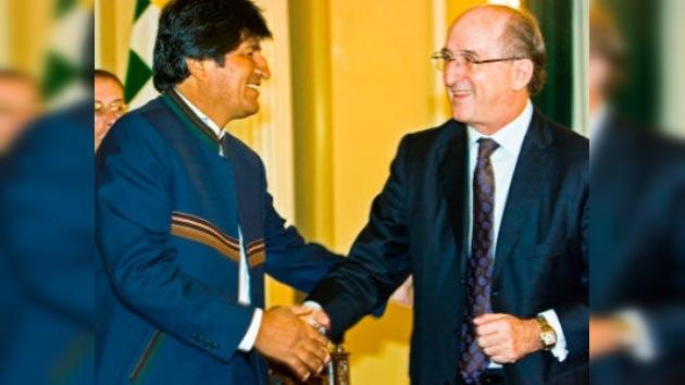 Repsol anuncia una inversión de 1.500 millones de dólares en Bolivia