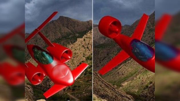 Superdeportivos voladores, solución a los atascos viales