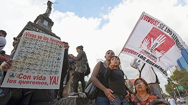 """""""Todo el mundo cree que México se está convirtiendo en un infierno"""""""