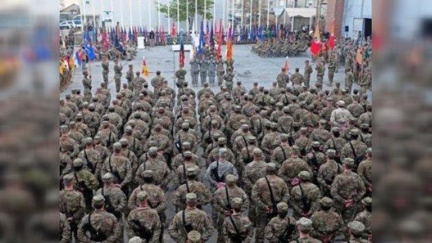 EE. UU. guarda silencio sobre el objetivo de sus bases en Afganistán después de 2014