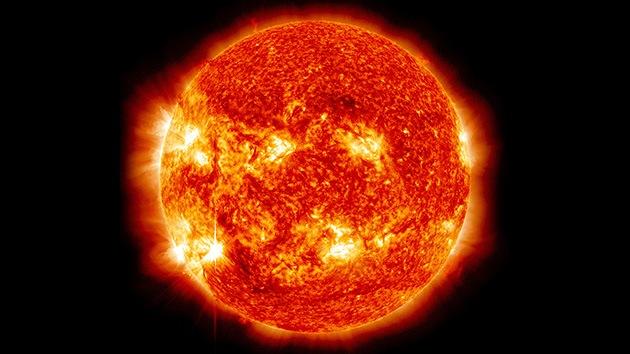 Detectan el 'alma' del sol