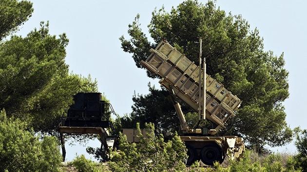 Rusia: Los Patriot en Turquía crean riesgos colaterales