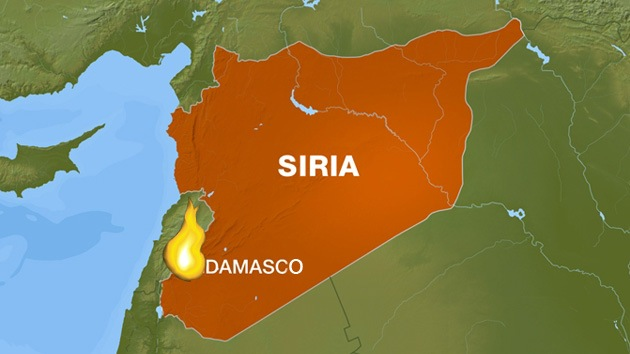 Siria: varios muertos en una explosión en Damasco