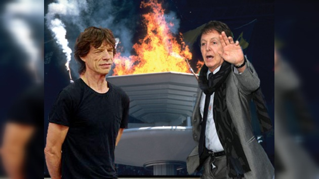 Paul McCartney O Mick Jagger Alguien Debe Ceder