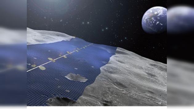 La Luna, el mejor proveedor de energía solar