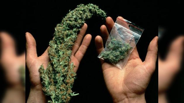 Se celebra en Washington la primera feria de la marihuana