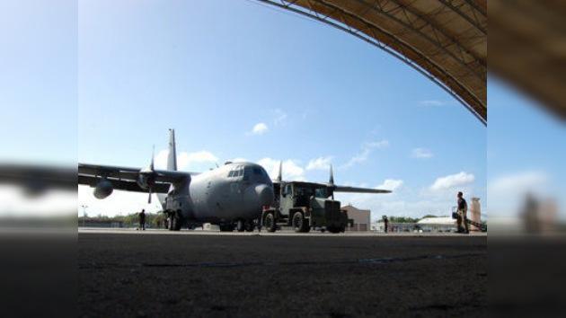 EE. UU. planea desplegar una nueva base en Honduras