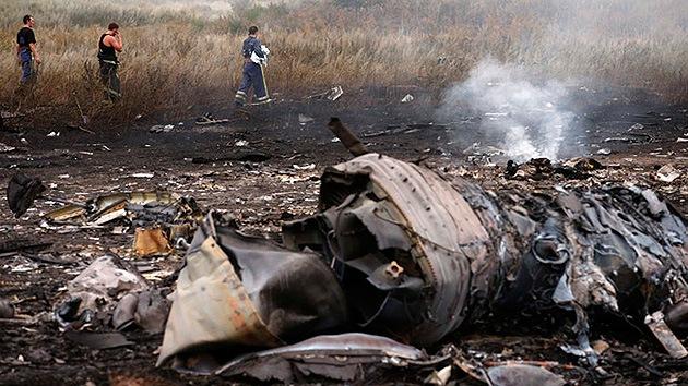 El Gobierno neerlandés se niega a revelar el 'pacto secreto' del MH17