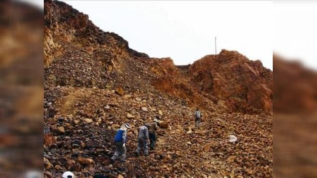 La cima de Cerro Rico de Potosí, en peligro de un nuevo derrumbe